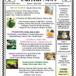 Current News March-April 2010